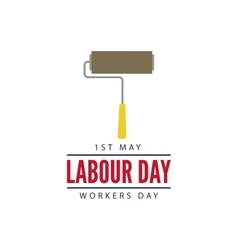 Labour Day background vector