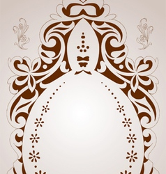design set with various shapes and de vector image vector image