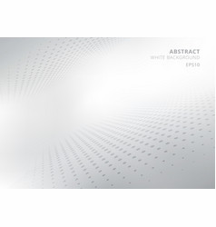 Elegant abstract white and gray gradient vector