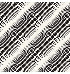 geometric web pattern vector image