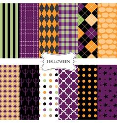 Halloween backgrounds vector