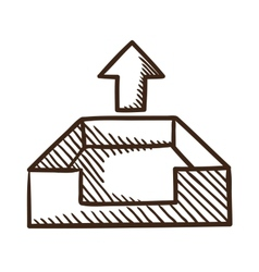 Outcoming files symbol vector