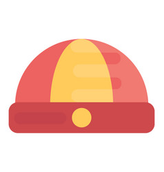Chinese hat vector