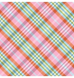 Diagonal Seamless Pattern in a Cage vector image