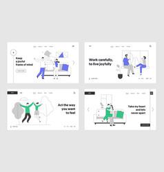 Love relations togetherness website landing page vector