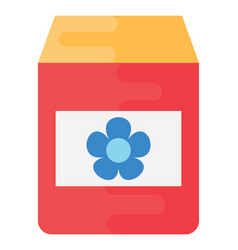Rose jelly vector