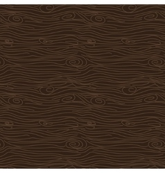 Tree bark brown texture seamless pattern vector image vector image