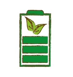 Eco friendly icon image vector