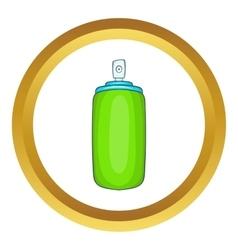 Air freshener icon vector