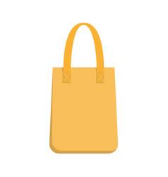 Beach summer bag vector