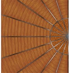Designer floor tiles vector