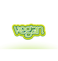 Veg text copy 1 vector