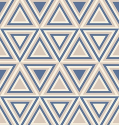 fashion abstract geometrical pattern vector image