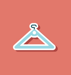Fashion patch sale sticker hanger vector