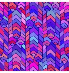 Seamless abstract pattern pink vector image vector image