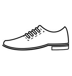 Men shoe 01 vector