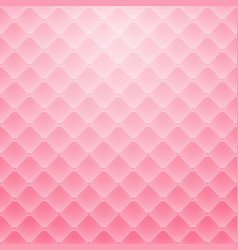 Pink square luxury pattern sofa texture vector