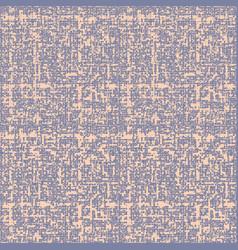 beige linen texture seamless pattern vector image