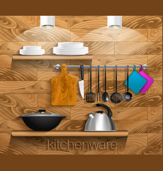 Kitchen7 vector