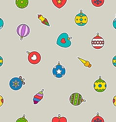 Lovely decorations vector image