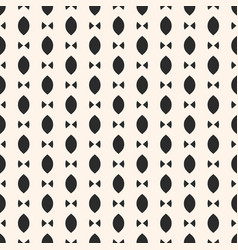 Simple minimalist seamless pattern with ovals vector