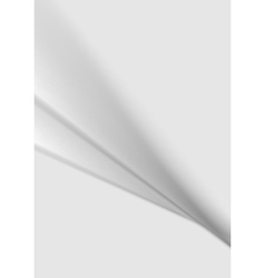 Grey pearl smooth lines abstraction vector image vector image