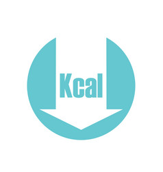 Kilocalories vector