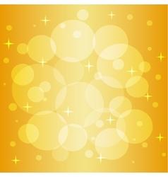 Christmas in sun tones vector