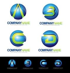 Letter Logo Designs vector