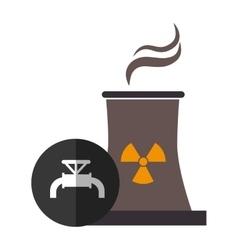 Nuclear reactor plant vector