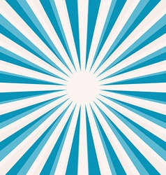 Abstract Blue Star Shaped Retro Background vector image vector image