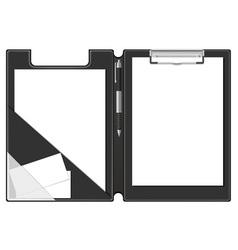 clipboard 06 vector image vector image