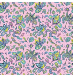 Paisley Pattern vector image
