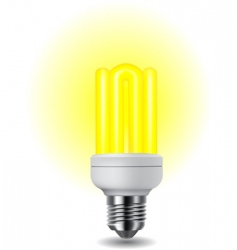 Shiny energy saving vector
