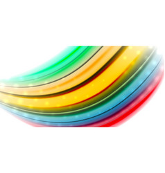 Abstract flowing motion wave liquid colors mixing vector