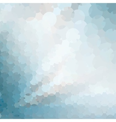 Abstract Blue Geometrical Background vector image vector image