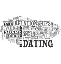 before you say i do text word cloud concept vector image