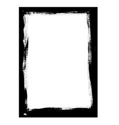 Full Paint Border 13 vector