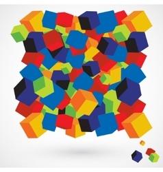 Bricks vector image vector image