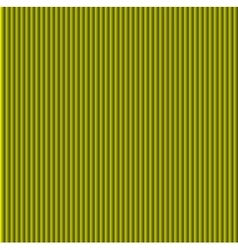 Yellow galousie Volume of vertical lines vector image