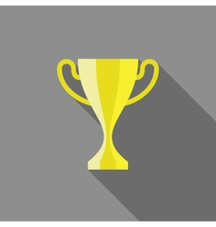 Sports Cup icon vector image