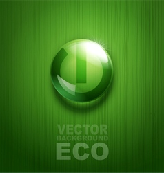 element for environmental design in the form of a vector image vector image
