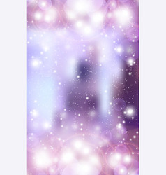 abstract blurred violet festival background vector image