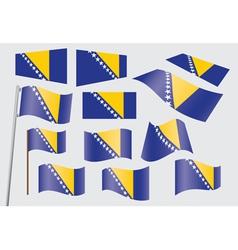 Bosnia flag2 vector