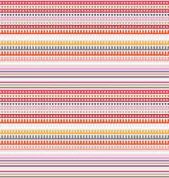 striped woven texture vector image vector image