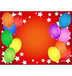 Birthday or other celebration background vector