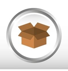 box icon design vector image