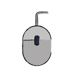Drawing mouse computer device office vector