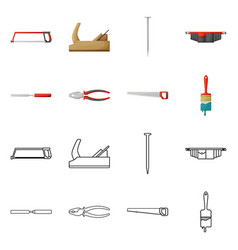 Household and repair icon vector