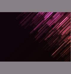 pink overlap pixel speed abstract background vector image